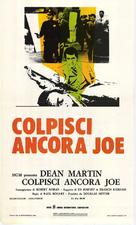 Mr. Ricco - Italian Movie Poster (xs thumbnail)