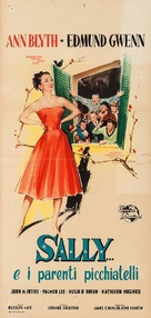 Sally and Saint Anne - Italian Movie Poster (xs thumbnail)