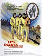 Escape from the Planet of the Apes - French Theatrical poster (xs thumbnail)