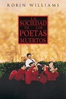 Dead Poets Society - Argentinian DVD movie cover (xs thumbnail)