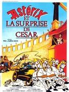 Astérix et la surprise de César - French Movie Poster (xs thumbnail)