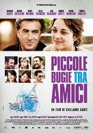 Les petits mouchoirs - Italian Movie Poster (xs thumbnail)
