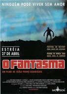 O Fantasma - Brazilian Movie Poster (xs thumbnail)