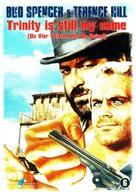 ...continuavano a chiamarlo Trinità - Dutch Movie Cover (xs thumbnail)