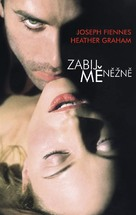 Killing Me Softly - Czech Movie Cover (xs thumbnail)