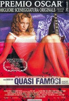 Almost Famous - Italian Movie Poster (xs thumbnail)
