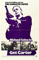 Get Carter - Movie Poster (xs thumbnail)