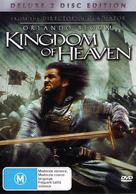 Kingdom of Heaven - Australian Movie Cover (xs thumbnail)
