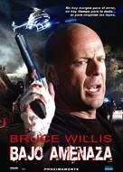 Hostage - Uruguayan Movie Poster (xs thumbnail)