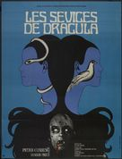 Twins of Evil - French Movie Poster (xs thumbnail)