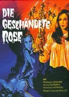 La rose écorchée - German DVD movie cover (xs thumbnail)