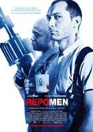 Repo Men - Dutch Movie Poster (xs thumbnail)