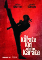 The Karate Kid - Vietnamese Movie Poster (xs thumbnail)