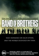 """Band of Brothers"" - Australian Movie Cover (xs thumbnail)"