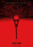 As Above, So Below - Czech Movie Poster (xs thumbnail)