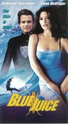 Blue Juice - VHS cover (xs thumbnail)