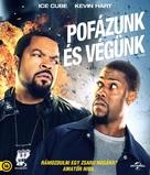 Ride Along - Hungarian Movie Cover (xs thumbnail)