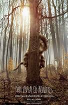 Where the Wild Things Are - Brazilian Movie Poster (xs thumbnail)