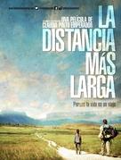 La distancia más larga - Venezuelan Movie Poster (xs thumbnail)