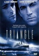 The Triangle - Italian Movie Cover (xs thumbnail)