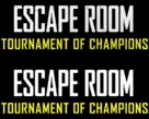 Escape Room: Tournament of Champions - Logo (xs thumbnail)