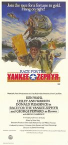 Race for the Yankee Zephyr - Australian Movie Poster (xs thumbnail)