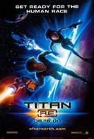 Titan A.E. - Advance movie poster (xs thumbnail)