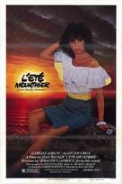 L'été meurtrier - Movie Poster (xs thumbnail)