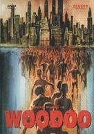 Zombi 2 - German DVD movie cover (xs thumbnail)