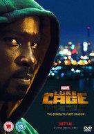 """Luke Cage"" - British DVD movie cover (xs thumbnail)"