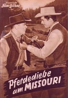 Last of the Wild Horses - German poster (xs thumbnail)