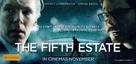 The Fifth Estate - Australian Movie Poster (xs thumbnail)