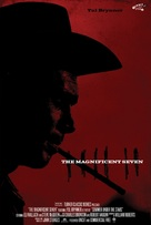 The Magnificent Seven - Re-release poster (xs thumbnail)