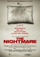 The Nightmare - Italian Movie Poster (xs thumbnail)