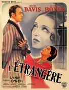All This, and Heaven Too - French Movie Poster (xs thumbnail)