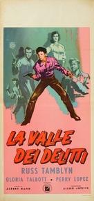 The Young Guns - Italian Movie Poster (xs thumbnail)