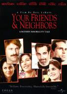 Your Friends And Neighbors - DVD cover (xs thumbnail)