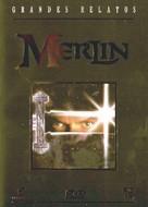 Merlin - Spanish DVD cover (xs thumbnail)