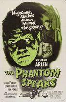 The Phantom Speaks - Re-release poster (xs thumbnail)
