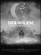 Der Golem, wie er in die Welt kam - poster (xs thumbnail)