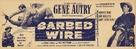 Barbed Wire - poster (xs thumbnail)