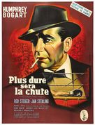 The Harder They Fall - French Movie Poster (xs thumbnail)