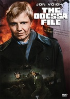 The Odessa File - DVD cover (xs thumbnail)