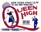 Queen High - Movie Poster (xs thumbnail)