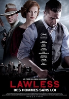 Lawless - Swiss Movie Poster (xs thumbnail)