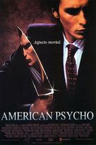 American Psycho - Spanish Movie Poster (xs thumbnail)
