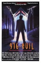 976-EVIL - Movie Poster (xs thumbnail)