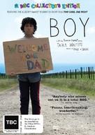 Boy - New Zealand Movie Cover (xs thumbnail)