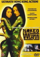 Naked Weapon - Danish Movie Cover (xs thumbnail)