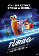Turbo - Polish Movie Poster (xs thumbnail)